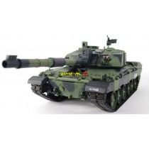 01:16 britannique Challenger 2 RC Tank - Version Camo