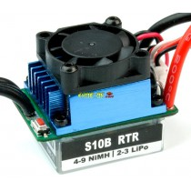 Brushless Esc 35A For 1:10 Scale Electric RC Cars