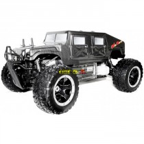 FS Racing 30CC 1/5 Monster Truck RC à essence - Hummer 2.4Ghz
