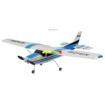 Mini Cessna Avion Brushless Radiocommandé version 2.4GHz RTF (Prêt à voler)