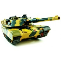 Tank Airsoft M1A2 1/24 Battle RC