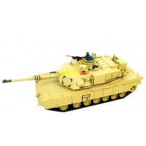 1/16 M1A2 Abrams RC BB Tank With Smoke and Sound - 2.4GHz - Metal Upgraded Pro Version