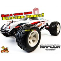 À monter soi-même Raptor Truggy RC- Version Brushless