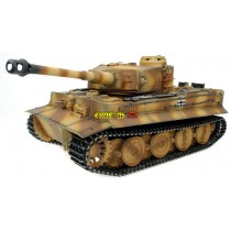 Auto-assemblage Taigen Tiger 1 RC Tank - Version Kit