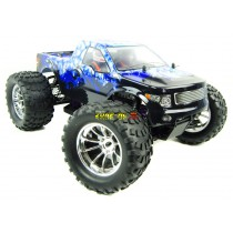 HSP camion RC électrique - version pro brushless - glace bleue