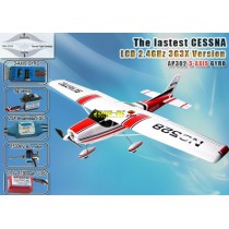 Cessna 3G3X Avion Brushless RC RTF (Prêt à voler) 2.4GHz - Version Pilote Automatique