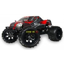 HSP 1 / 8ème échelle 4WD Off Road Nitro Monster RC Truck 2.4G - Noir / Rouge