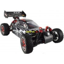 HSP XSTR Pro Brushless électrique Buggy 2,4 Ghz - rouge R-SPEC