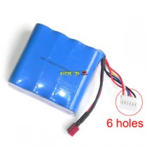 Batterie 14.8 V 3000mAh 6 sorties